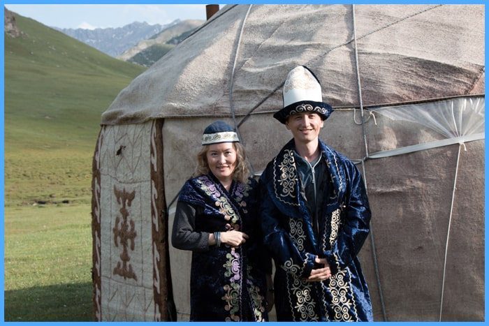 Feedback from clients, Kyrgyzstan tours,