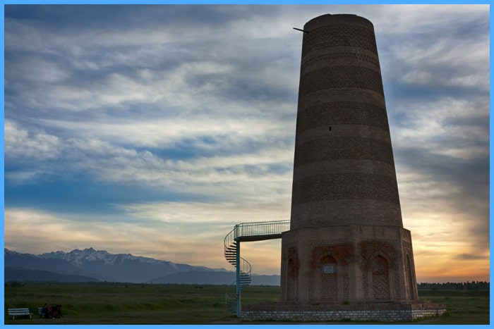 Along the Silk Road, Kyrgyzstan tours.